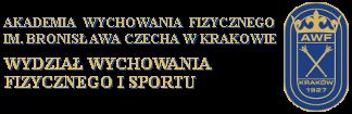 Wydział Wychowania Fizycznego i Sportu AWF w Krakowie
